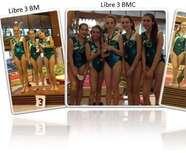 Félicitations à nos équipes Féminines